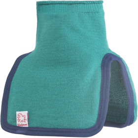 Woolpower 200 Mock Coltrui Kinderen, turtle green